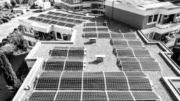 GETEC ENERGIE bringt mit dem Mieterstrom nachhaltige Energieversorgung in die Städte.