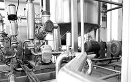 Stahlbehälter Industrie