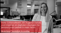 Nicol Bonas ist Teamleiterin im Accounting bei GETEC ENERGIE GmbH