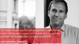 Zitat John Kerkmann